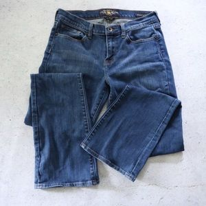 ⭐️Lucky Brand Sofia Bootcut Jeans Size 6/28